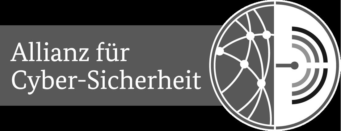 allianz fur cybersicherheit logo
