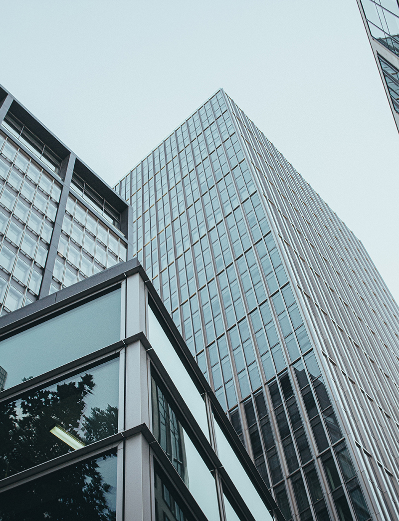 Frankfurt high-rise