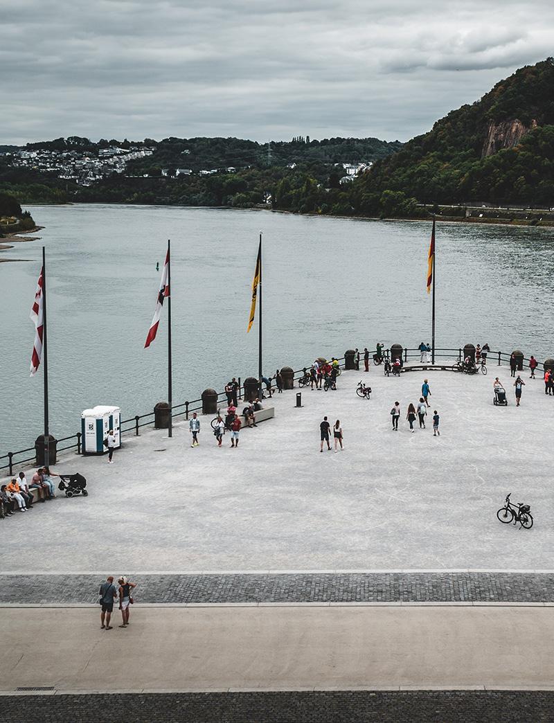 Koblenz View